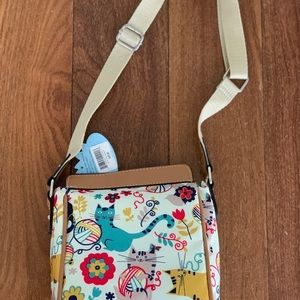 New lily bloom bag